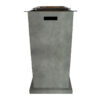 Standing Table - Grey