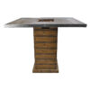 Standing Table Lime 2