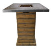 Standing Table Lime 3